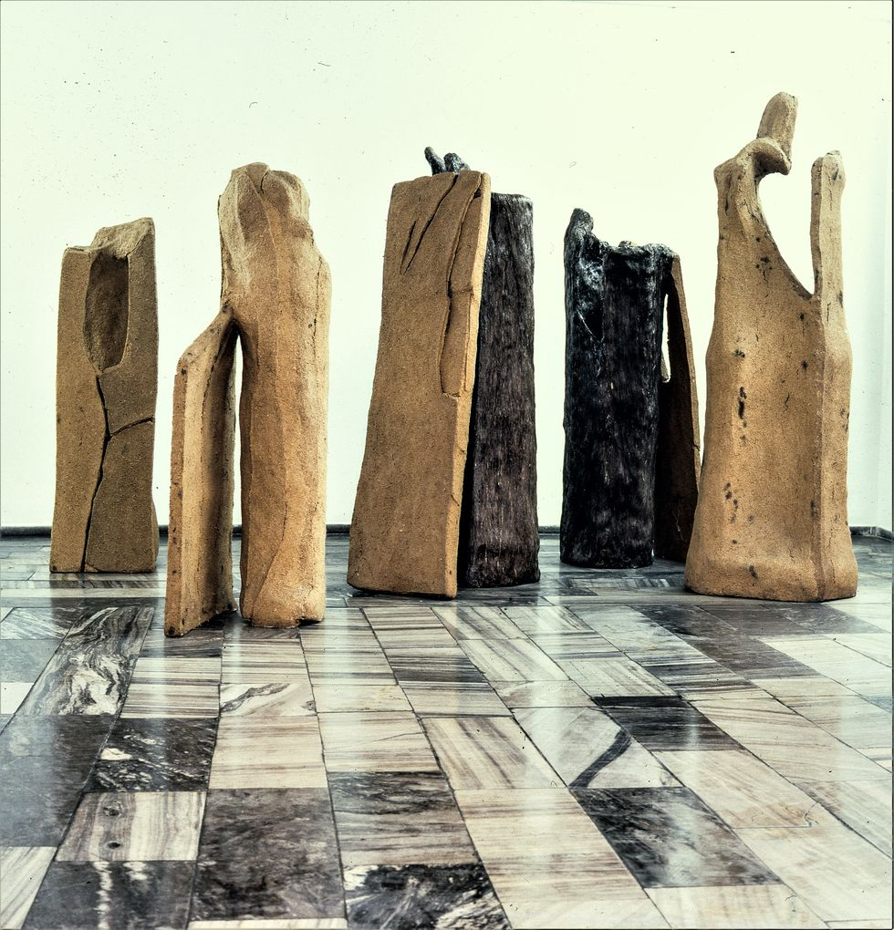 01 Panelites, Museum of the Lubuski Region, Zielona Góra, 1988_mini